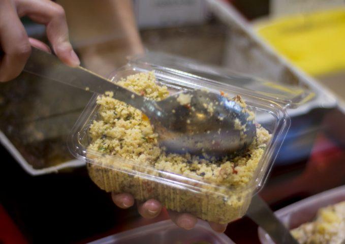 Salades du panier de la ferme traiteur