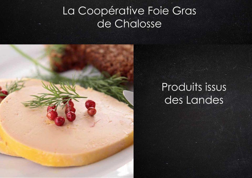 la coopérative foie gras de chalosse