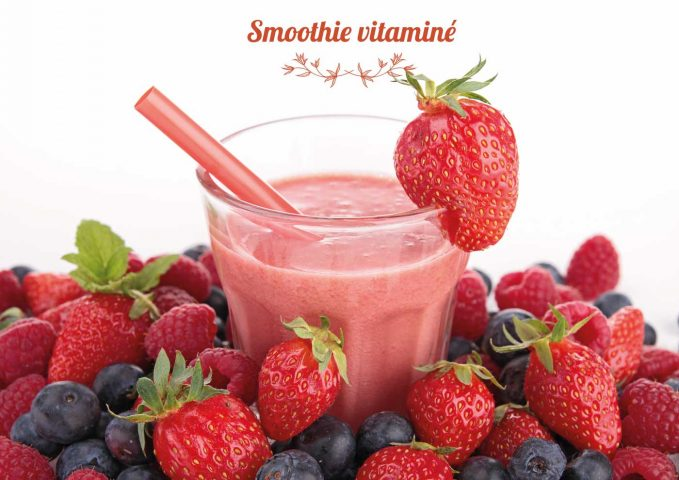 smoothie vitaminé